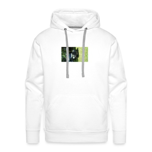 Pillow case - Men's Premium Hoodie