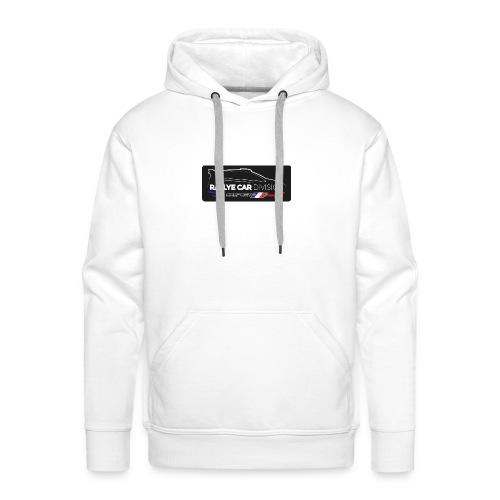 logo rc composite - Sweat-shirt à capuche Premium pour hommes