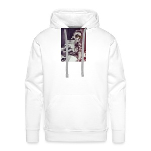 Will Has Vlogs Icon No rounding - Men's Premium Hoodie