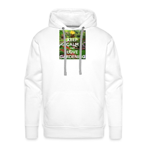 Do not buy for my garden business only copy right - Men's Premium Hoodie