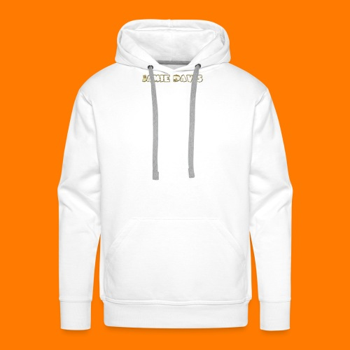 Gold Bar - Men's Premium Hoodie