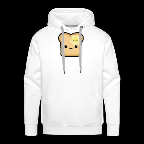 Toast logo - Männer Premium Hoodie