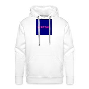 de dt tjes - Mannen Premium hoodie