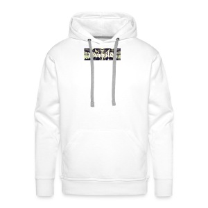 Commuter Design - Men's Premium Hoodie