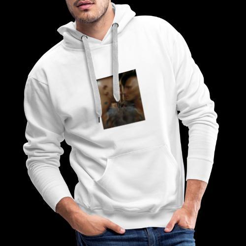 Viktor - Sweat-shirt à capuche Premium pour hommes