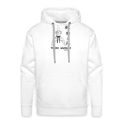 Kata Tekki Sandan - Männer Premium Hoodie
