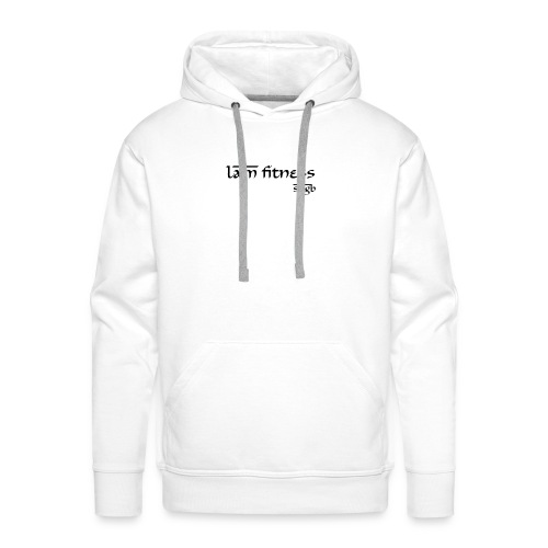 LAM Fitness FIRST EDITION - Men's Premium Hoodie