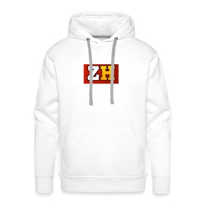 ZH Merch - Men's Premium Hoodie