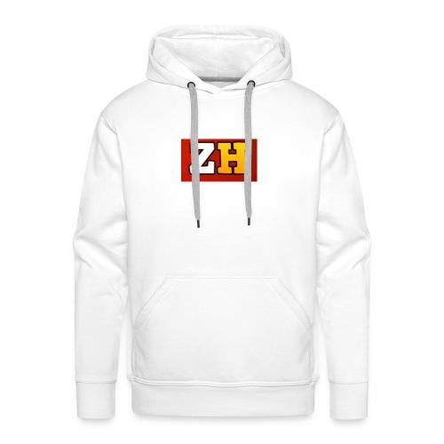 ZH Merch - Men's Premium Hoodie