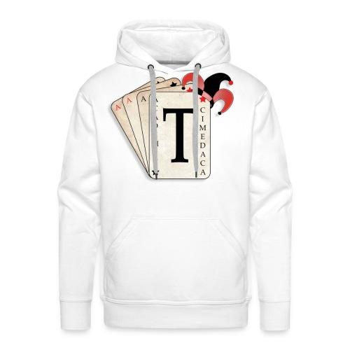 Academic Trickster - Men's Premium Hoodie