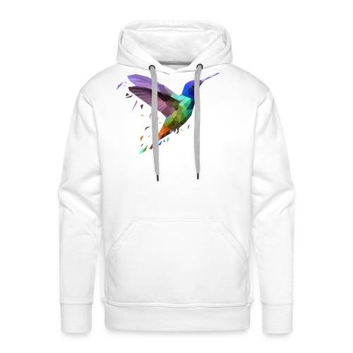 Polybird Pixels - Premium hettegenser for menn