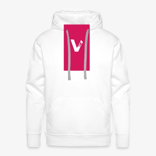 Vicio - Red - Männer Premium Hoodie