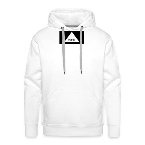 Nr.1 - Herre Premium hættetrøje