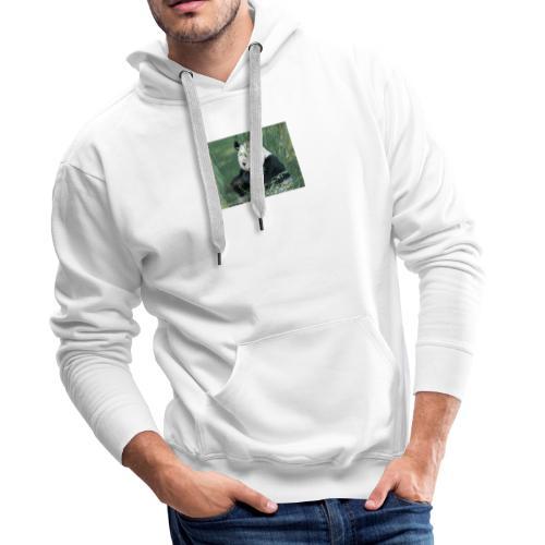 wiiiiiiiiiiiiiiiiie - Mannen Premium hoodie