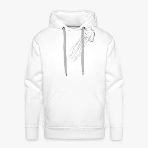 Qualle - Männer Premium Hoodie