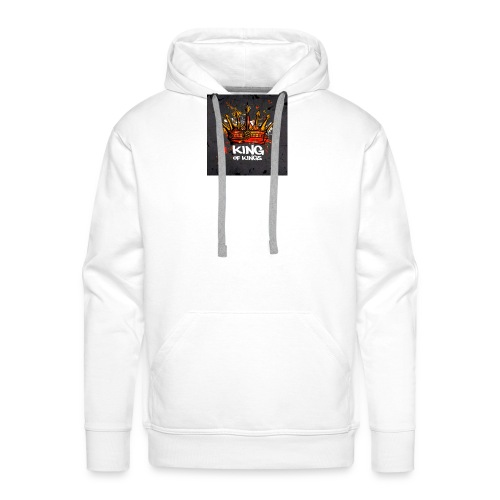 King of kings - Männer Premium Hoodie