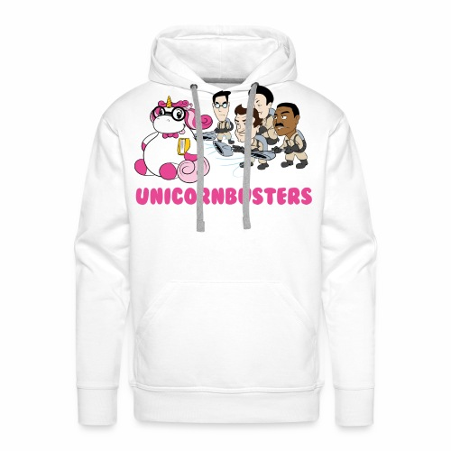 Unicornbuster - Männer Premium Hoodie
