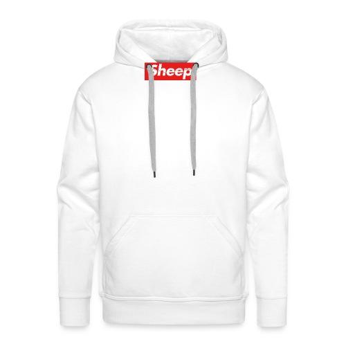 Sheep - Herre Premium hættetrøje
