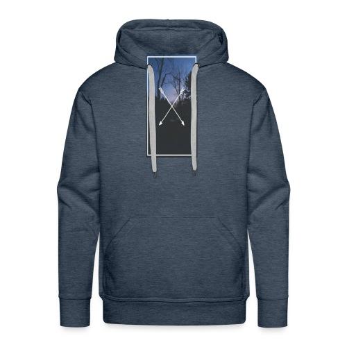 Bosque Flexhas - Sudadera con capucha premium para hombre