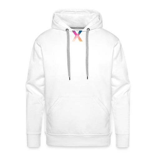 "Xpert ""X"" Logo - Men's Premium Hoodie"