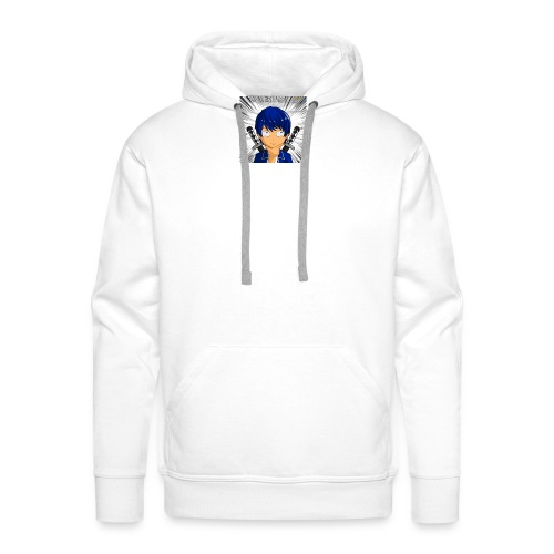 Profilbild design - Männer Premium Hoodie