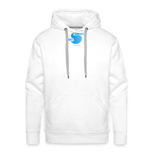 Logo - Felpa con cappuccio premium da uomo