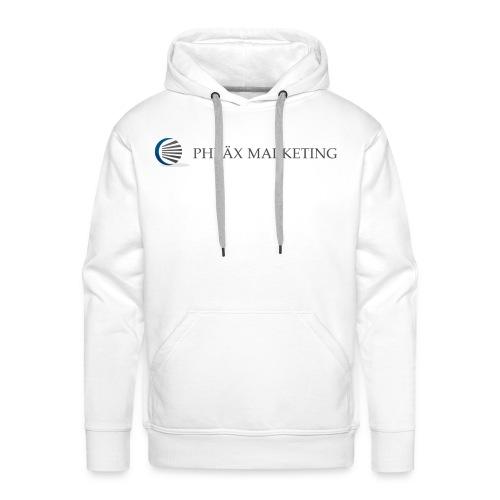 Firmen Logo - Männer Premium Hoodie
