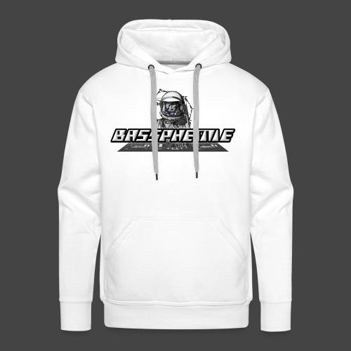 Bassphemie - Bassphemie Logo - Männer Premium Hoodie