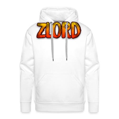 YouTuber: zLord - Felpa con cappuccio premium da uomo
