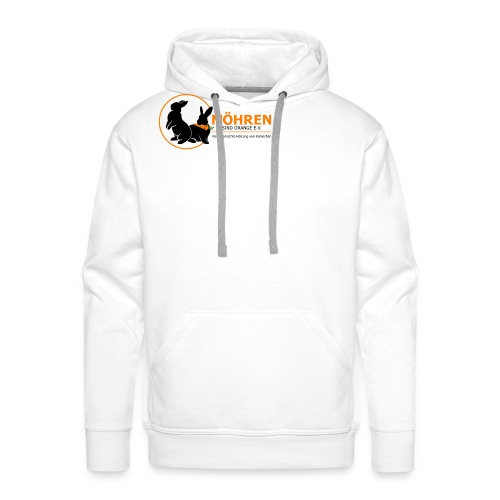 Möhren sind orange e.V. - Männer Premium Hoodie
