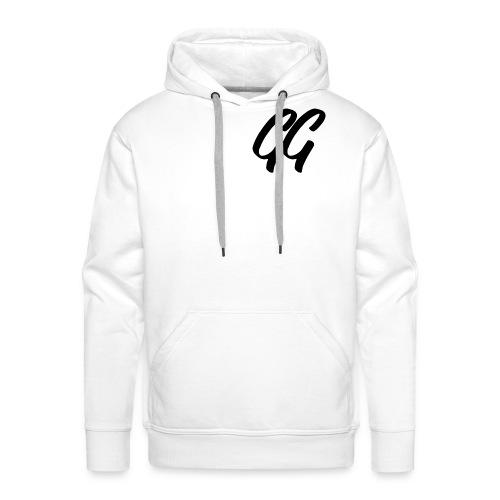LOGO GGTV - Männer Premium Hoodie