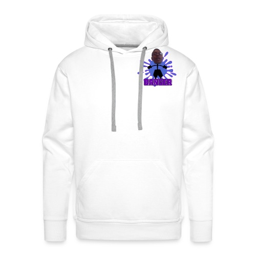 Banger (Purple) - Premiumluvtröja herr