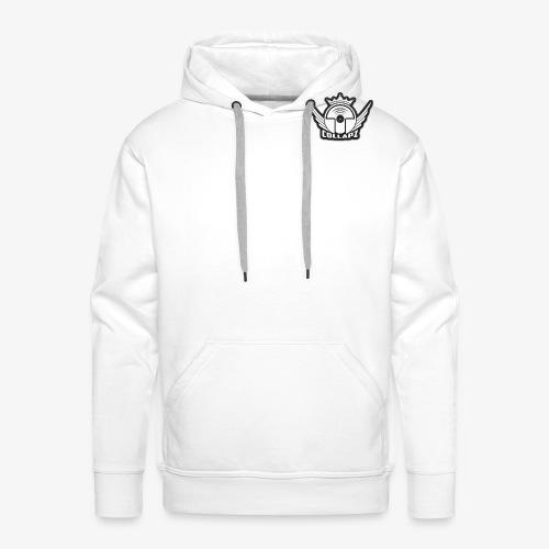 Collapz Speciel White - Herre Premium hættetrøje