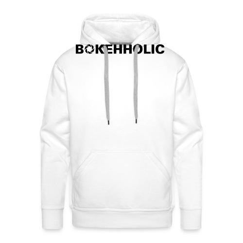 Bokehholic - Männer Premium Hoodie