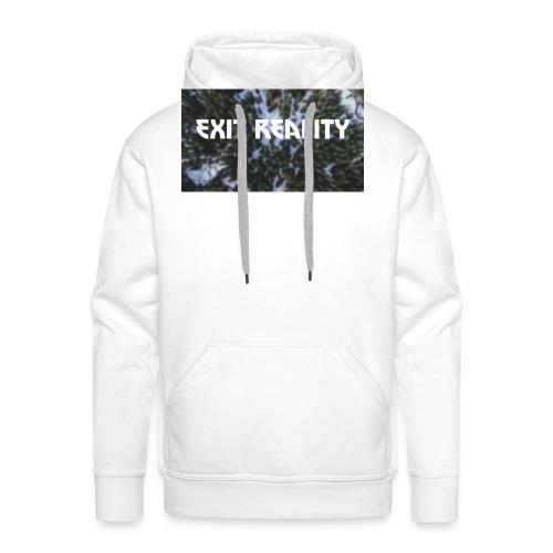 Exit Reality - Miesten premium-huppari