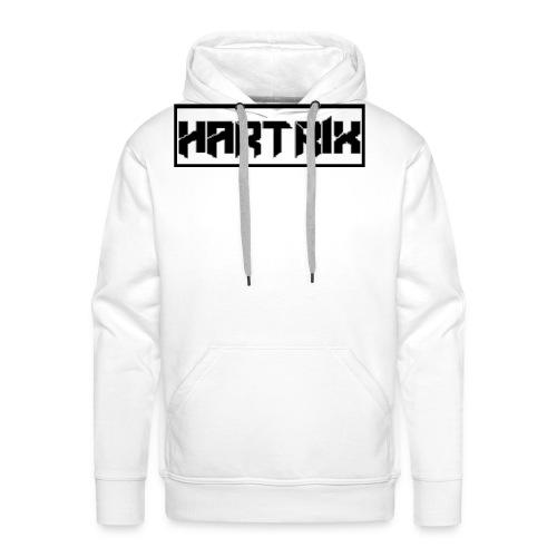 HarTrix Black Edition - Männer Premium Hoodie
