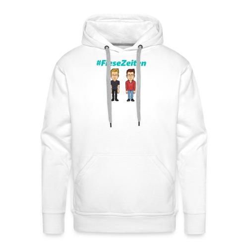 #FieseZeiten Merch - Männer Premium Hoodie