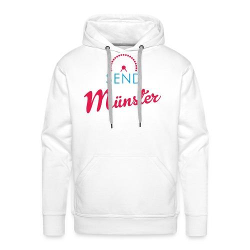 Send Münster - Männer Premium Hoodie
