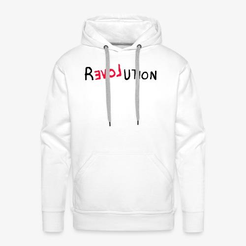 RLoveution - Herre Premium hættetrøje