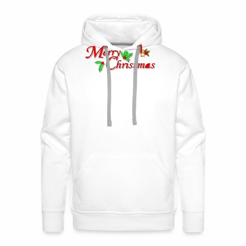-Merry Christmas- - Männer Premium Hoodie