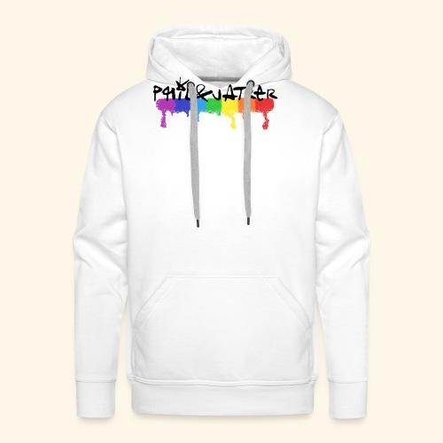 Rainbow Collection by Phil&Jatrer - Männer Premium Hoodie