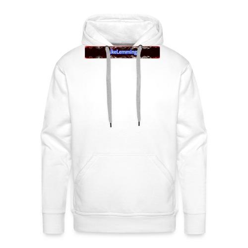 LikeLemming Banner - Männer Premium Hoodie
