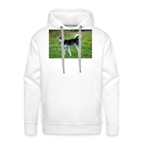 Mein Hund - Männer Premium Hoodie