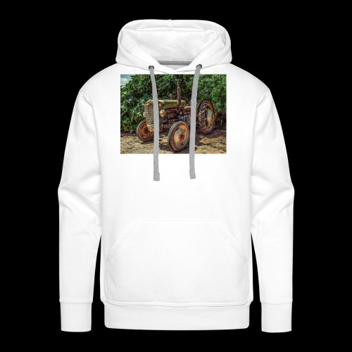 Traktor Oldtimer - Männer Premium Hoodie