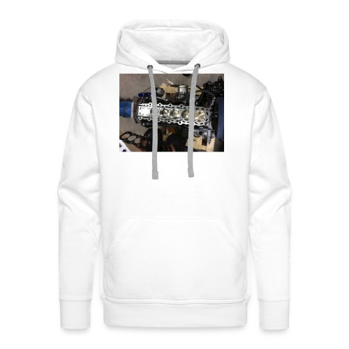 Motor tröja - Premiumluvtröja herr