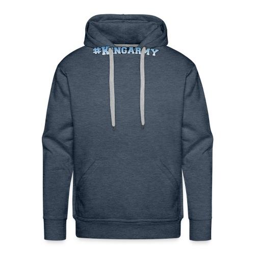 Kingarmy Specal -Premium Merch - Männer Premium Hoodie