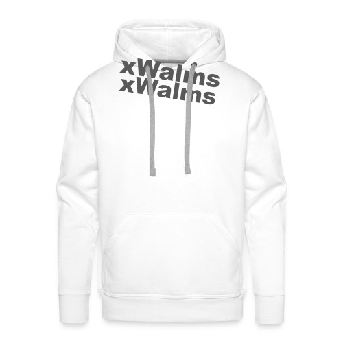 xWalms 2 Text - Premiumluvtröja herr