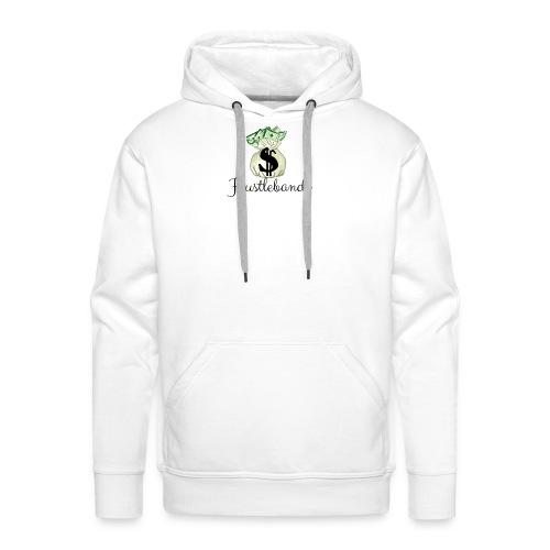 Hustlebande Logo - Männer Premium Hoodie