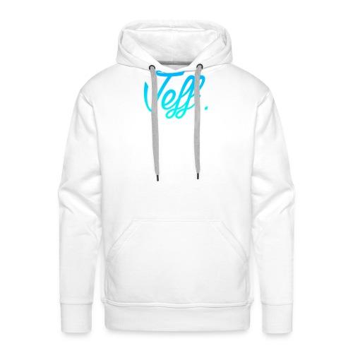 Jeff. 6/6s Hoesje - Mannen Premium hoodie