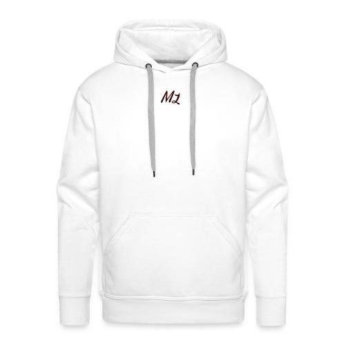 ML merch - Men's Premium Hoodie